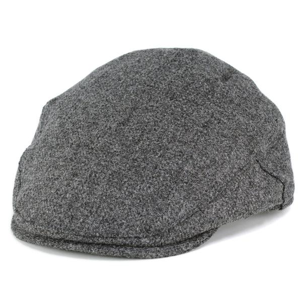 クリスティーズロンドン ハンチング メンズ CHRISTYS' LONDON ハンチング帽 ツイード 無地柄 秋冬 トラディショナル