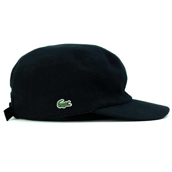 4bc8d56c55d Lacoste Cap mens fall winter LACOSTE caps men s hats Polo CAP Lacoste Cap  corduroy men s washable lacoste simple hat made in Japan black