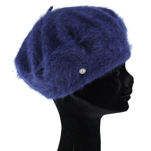 68b1f38c57c ... product made in brand hat small size low rail hair Buddha development  blue navy (children-related fashion present mother birthday woman hat warm  beret ...