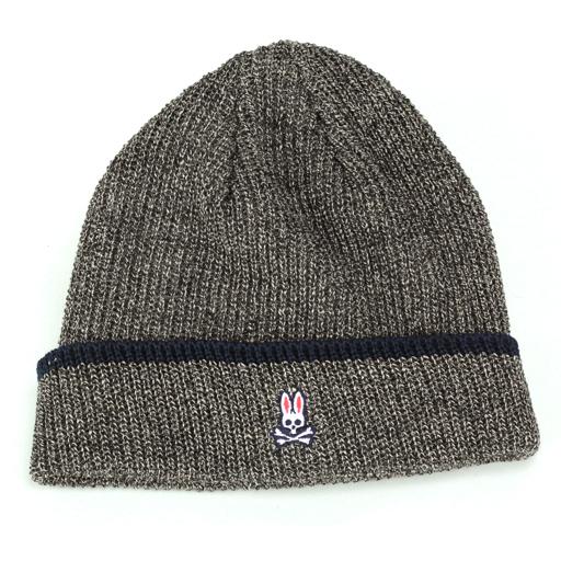 5a6a0da3c44 Psycho Bunny knit hat men s psycho Bunny Womens evisu NetWatch spring cool  summer linen wrapping Kamon evisu Cap men women s   black Black Hat (senior  day)