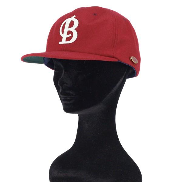 a97d516a ... Baseball cap caps men's autumn/winter MAISON Birth logo Cap meson birth  B.B Cap Baseball