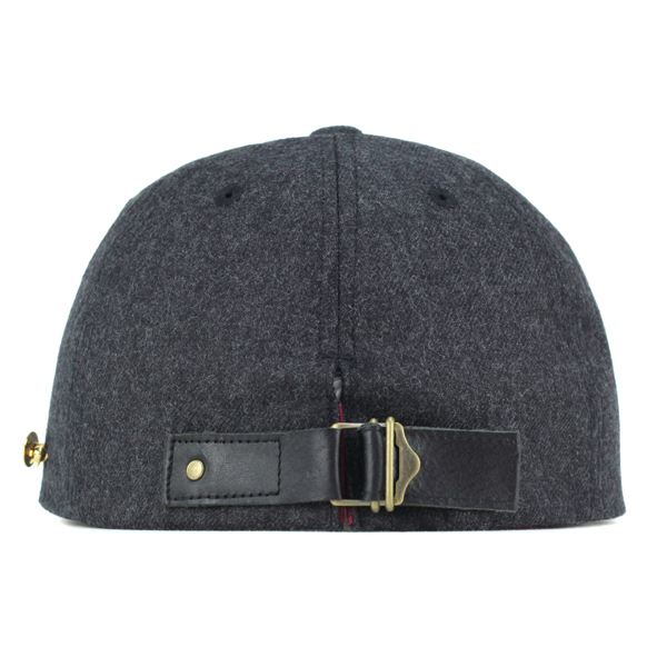 cap autumn winter meson birth baseball soldier with flaps capital