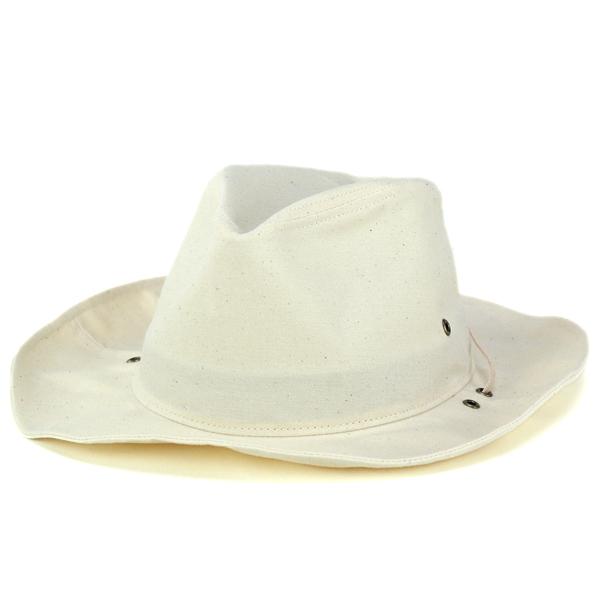Racal 카우보이 모자 남성 끈 달린 모자 ラカル 여름 카우보이 모자 차양 고리 넓은 모자 남성용 자외선 방지 텐 갤런 햇 모자 사이즈가 일본 제 파라핀 가공 오프 화이트 [cowboy hat] 아버지의 날 선물