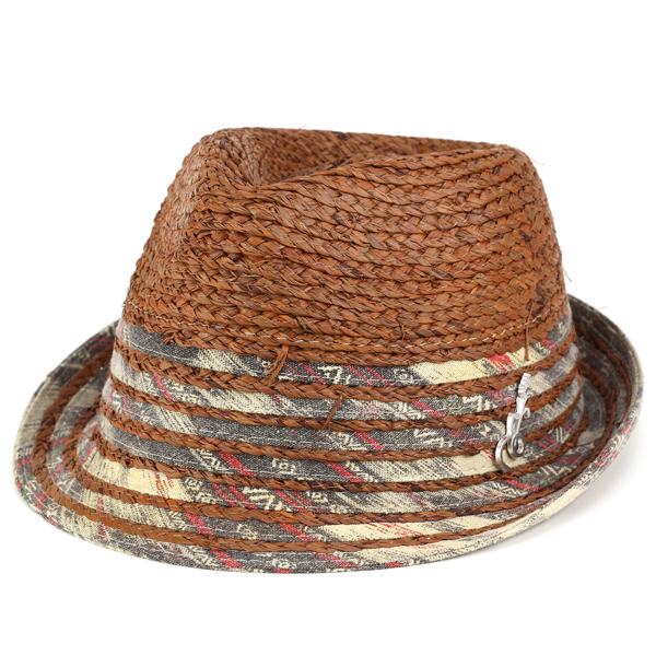 567f9b7b ... Mix bread Hat Brown straw hat mens Caps hats blade Hat spring summer Carlos  Santana raffia ...