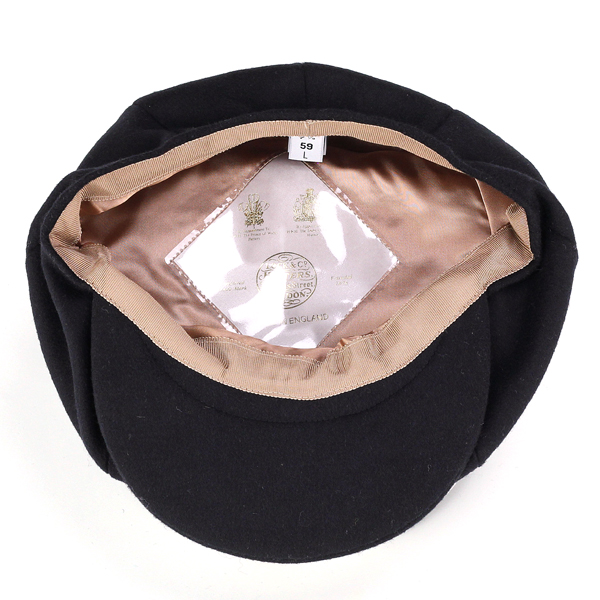 ... James Lock casket mens happo Hunting Hat men s James lock Sandwich  casket made in England brand db7a4ab3ae6