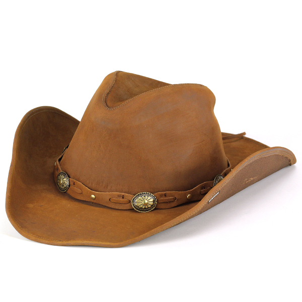ELEHELM HAT STORE  Stetson cowboy hats men s autumn-winter size and hat  leather stetson with Concho Plains Hat brim wide Hat women s leather  products ... f68dae636ab