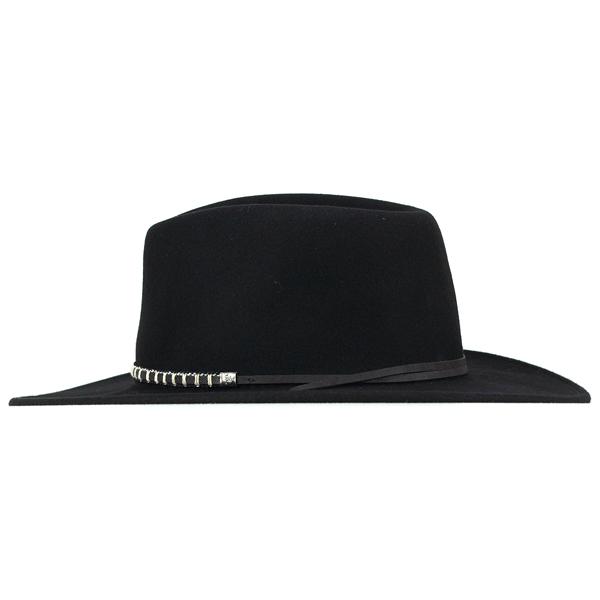 Western hats mens Stetson cowboy hats big size collar wide Hat  autumn winter stetson American wide brim Hat mens leather strap felt  folding allowed USA ... b71b6820f66
