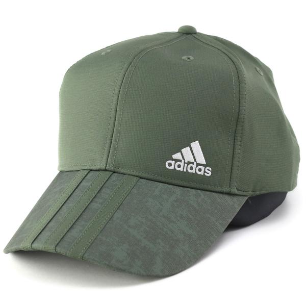 Adidas cap sports enter zero Cap mens spring summer 3 line cap adidas brand Hat  men s Baseball Cap casual swimming   dark green (senior citizen s day gifts) b4fbe14f7b8