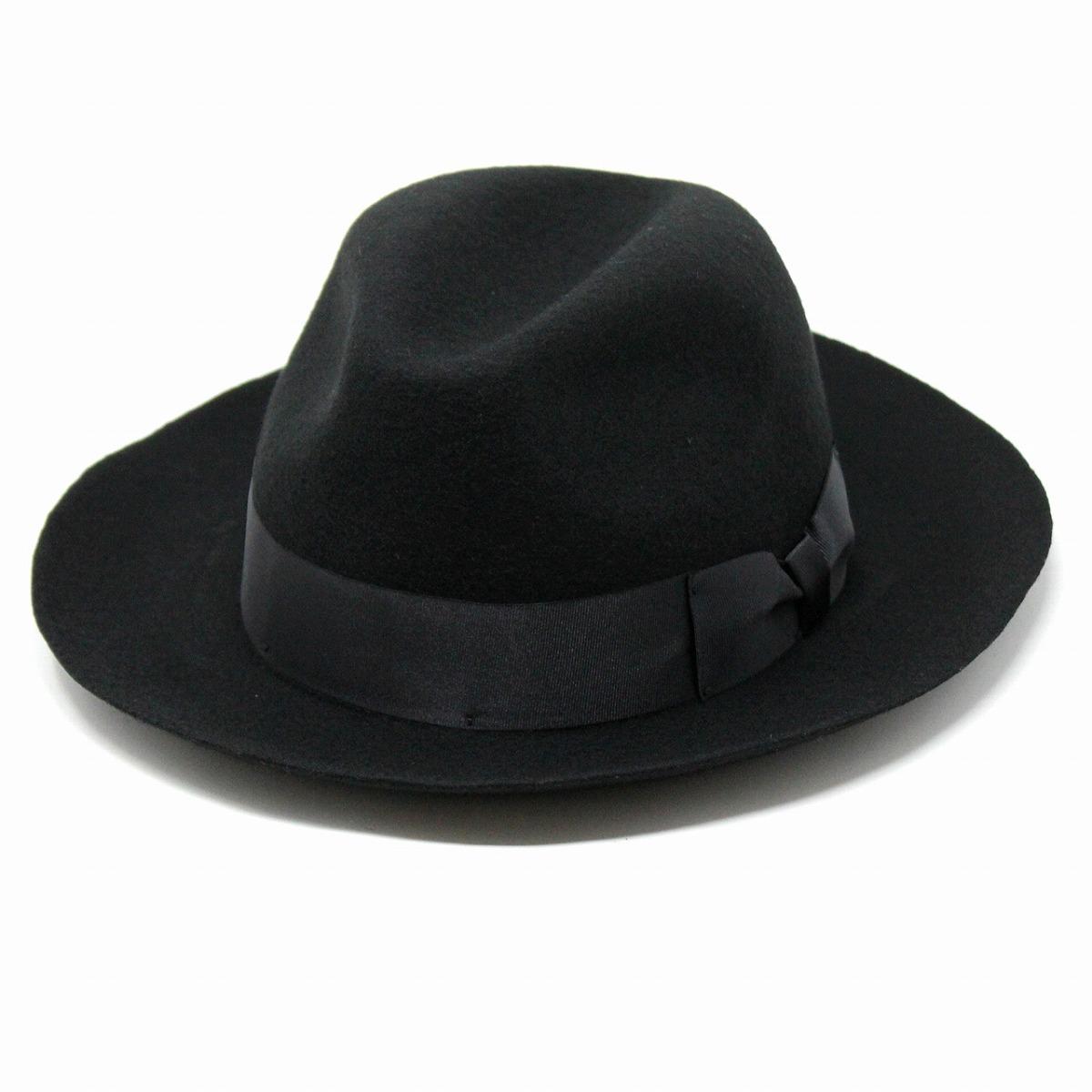 MAZZONI turu Hat mens fall winter Italy felt Hat Caps hats Mazzoni felt  made in Italy turu Hat Black (40s 50s 60s 70s fashion men Hat plain Hat  wool wool ... 57ac3044992