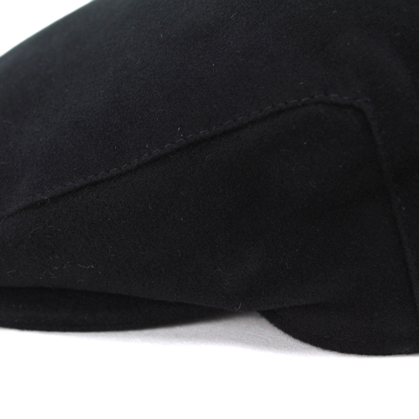 Christie s hunting men s autumn winter Christie s London moleskin Hunting  Hat men s British brand Hat CHRISTYS   LONDON Balmoral XL is black (Grandpa  ... 3c0a025584d9