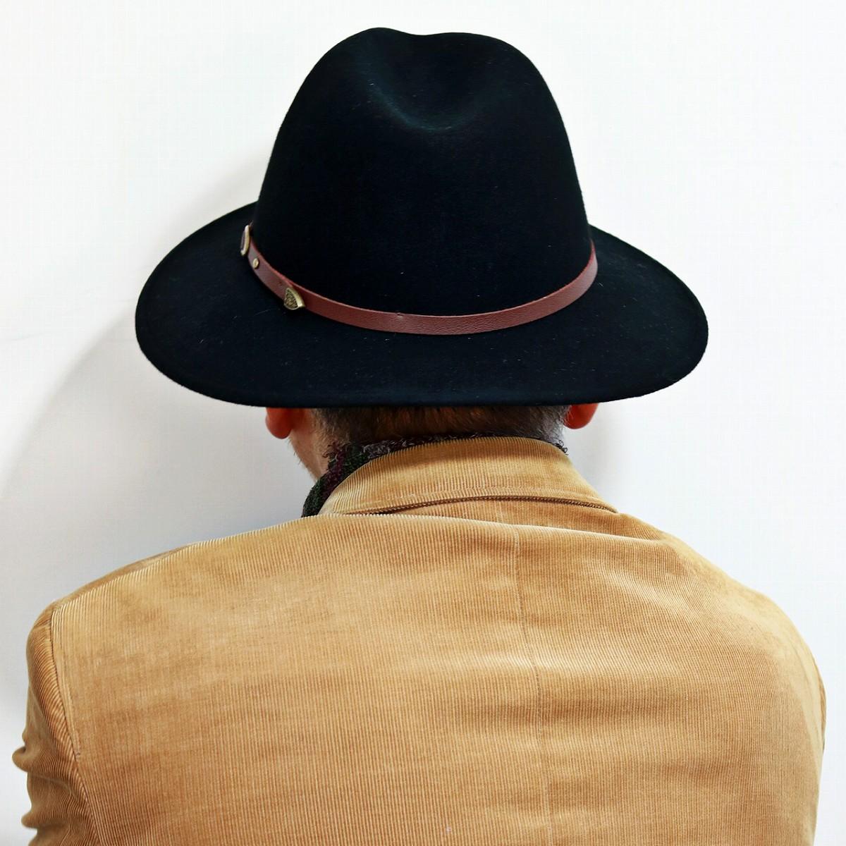 82d9522d0779e7 ... Christie's hat men's wide brim Christie's London brim wide Hat autumn/winter  Safari Hat CHRISTYS
