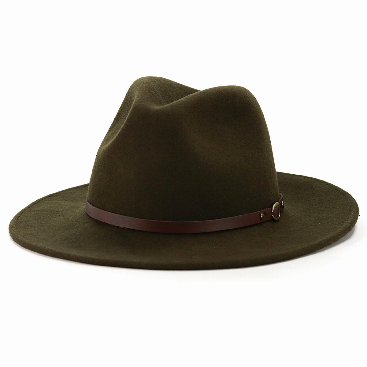 1d841266359768 ... Christie's hat men's wide brim Christie's London brim wide Hat  autumn/winter Safari Hat Hat ...