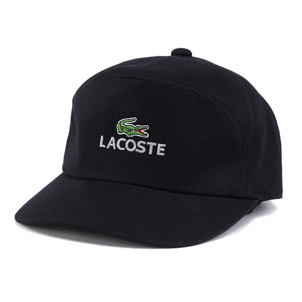 Lacoste Cap fall winter lacoste logo Cap wide Cap Hat large size 3 l  women s ... dd2133ed24e