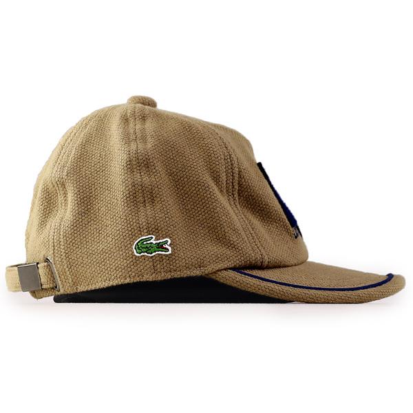 5bf25e6df3a ... Lacoste Cap sports men's hat fall winter LACOSTE logo Cap sporty  baseball cap classical Cap ladies ...