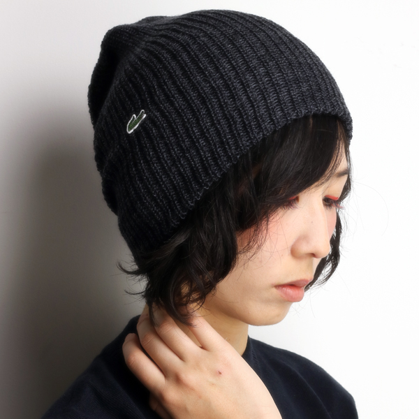 2652804c4 Lacoste hats lacoste knit hat men's net watch comfortable fit fit gentleman  Hat LACOSTE Hat autumn/winter sport knit Cap popular brand watch unisex ...