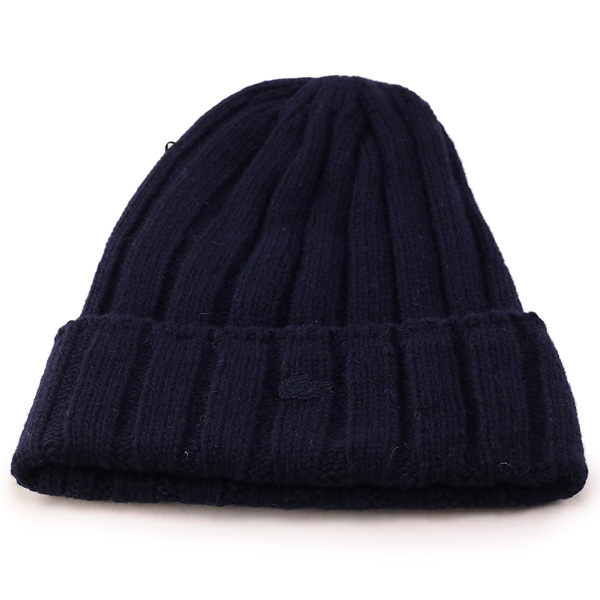 7f3e7a803b6 ELEHELM HAT STORE  Lacoste knit hats winter lacoste knit Cap sports fall  men s knit winter lacoste ribbed NET watch ladies Wani mark brand  elasticity