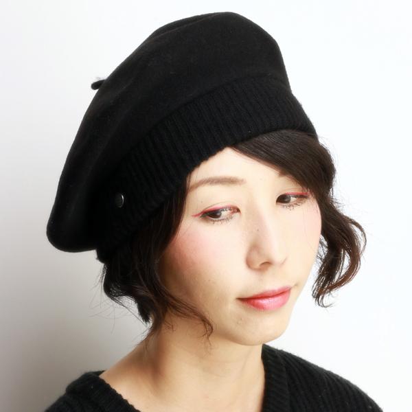 92e34139 ELEHELM HAT STORE: Beret Cap Laurel LAULHERE ladies Parisienne France  fashion Paris Basque Vera parisienne black [beret] | Rakuten Global Market