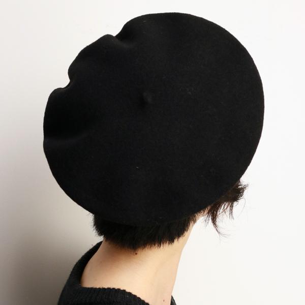26d100f2 ... Beret Cap Laurel LAULHERE ladies Parisienne France fashion Paris Basque  Vera parisienne black [beret]