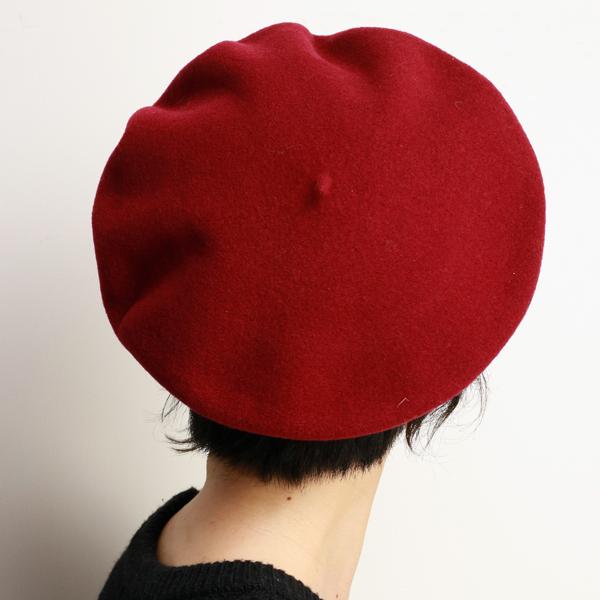 d43658d3 ... Beret Cap Laurel LAULHERE ladies beret Hat Parisienne France fashion  Paris Basque Vera parisienne wine [