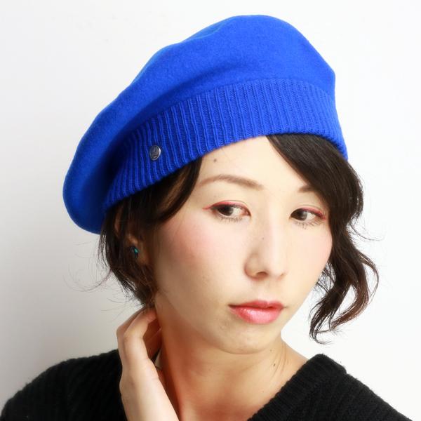 74cba416 ELEHELM HAT STORE: [Beret, beret Hat Laurel LAULHERE ladies beret Hat  Parisienne dress up Paris France Basque Vera parisienne Blue Blue | Rakuten  Global ...
