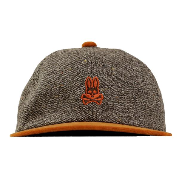 ... Psycho Bunny Cap mens Psycho Bunny Cap Tweed autumn winter Hat psycho  bunny cap ladies ... f1edab70c42c