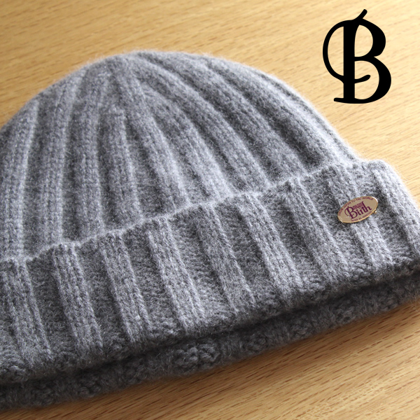Maison birth knit hat men s cashmere NET watch men s autumn winter Maison  bath Kamon knit ... 32f0ee1c60d3