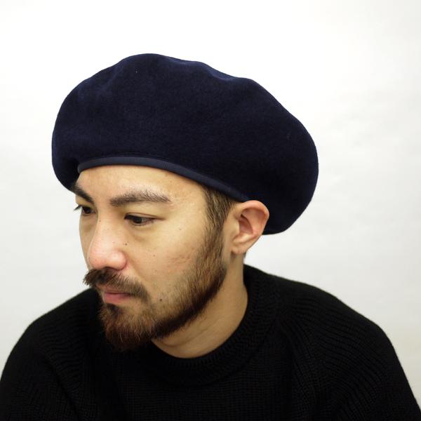 ELEHELM HAT STORE  Racal beret Hat mens Japan wool local beret Cap ... 1e4b818414ca