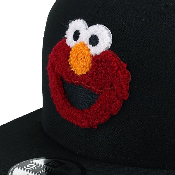 Black. Brand NewEra. NewEra Sesame Street Cap kids new era size adjustable  ... 2a5012fdc7aa