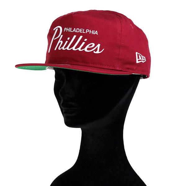 New era Cap mens 9 FIFTY all season NEWERA hats Philadelphia Phillies new  era retro baseball cap logo Cap Women s casual baseball cap stylish popular  Red of ... 3d0d25f3ca1