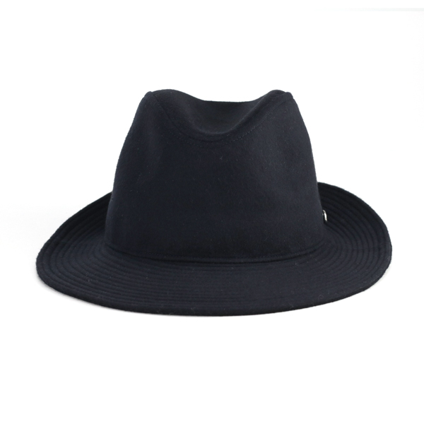 Smooth Fedora hat Borsalino