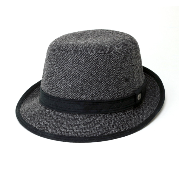 c70e64bc844 ELEHELM HAT STORE  Borsalino Hat bigger size L size LL size Borsalino mens  Hat small size fall winter herringbone wool Tweed Alpine Hat men s winter  ...