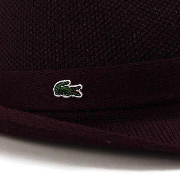62a9dd35a2f Turu Hat men s knit Lacoste Hat LACOSTE Hat autumn winter lacoste Womens  thurmont casual sporty fashion popular brand crocodile made in Japan nitrate  ...