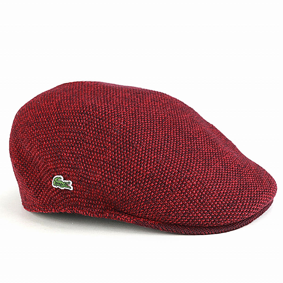 43283d77122 Present hat mail order of the Lacoste hunting cap knit LACOSTE men hat Shin  pull Lady s size adjustable thermostat knit fashion brand crocodile 58cm  simple ...