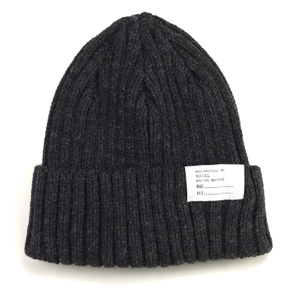 e035be1e6e1 ELEHELM HAT STORE  Racal standard knit CAP local Hat knit men s ...