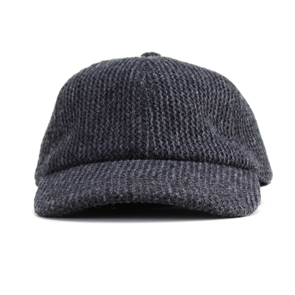 winter baseball cap with flaps hat fall local knit waffle simple ear