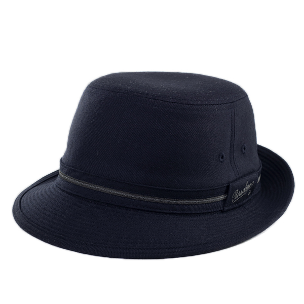 e2b1012d852 ... Large Alpine borsalino hat size flannel men s autumn winter borsalino  Hat simple logo Hat brand