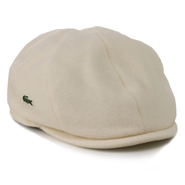 d861fefc03804 ELEHELM HAT STORE  LACOSTE Cap mens Mosser 8-way hunting autumn winter felt  Hat wool brushed Lacoste Hat men s winter casket casual plain pun Vani mark  ...