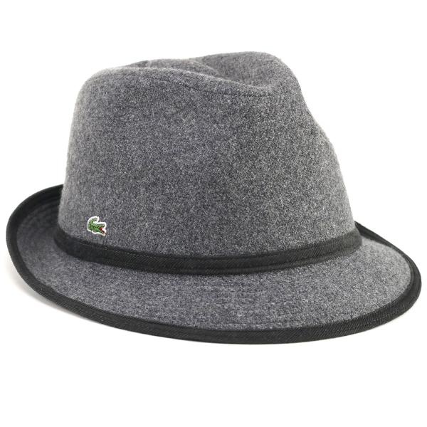 7a2337c47a0 Product Information. See the original Japanese page. Lacoste tweed corduroy  change soft felt hat hat