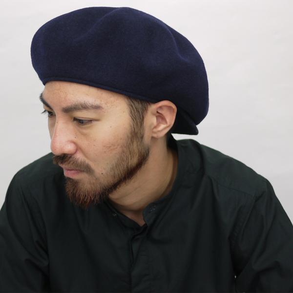 f602419fb54 Racal Hat mens fall winter newsboy beret 2way collars with large 58 cm 59  cm made in Japan wool felt beret Cap plain simple winter wool men s newsboy  cap ...