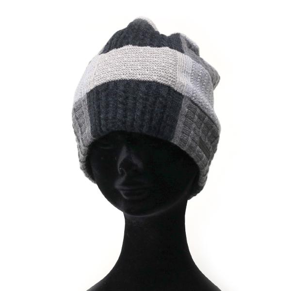 299f58cdb110e Knit Cap patchwork Shon Hat cable knit hair mixed Kamon autumn winter men s  mix knit Womens mila schon Beanie men s fashion casual black beanie cap ...