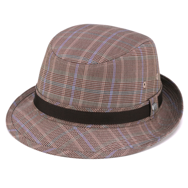 3f80861a45f It is a birthday in Father s Day for 60 generations for male present Borsalino  hat mail order 50 generations of borsalino Alpen hat size checked pattern  ...