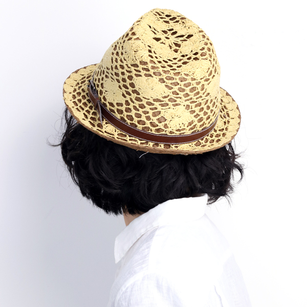 e2f7ec6f2c3 Women s hat crochet and Peter Grimm hats spring summer hats caps layered  straw hat  pgf1414 HURLEY   beige Tan TAN (mail-order fashion Hat hats)