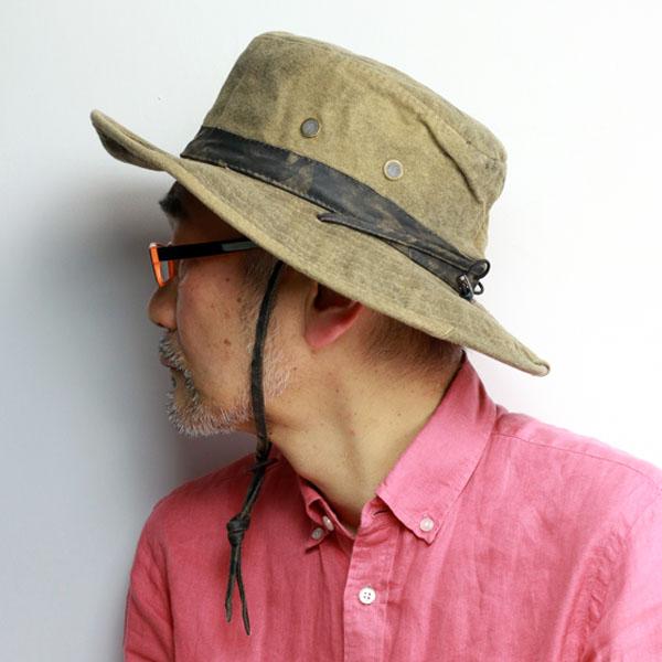 스텟트손브니핫트 STETSON 어드벤쳐 하트 침광하트 맨즈 밀리터리계 모자 큰 사이즈 탐험 부시 하트 사파리 하트 아웃도어 캠프 차양 서바이벌차브라운[ bucket hat ]모자 통판 맨즈 하트 기프트 선물