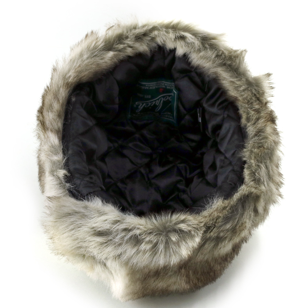 a4afa2b4801 Fur flight hat Woolrich Woolen Mills flight cap checked pattern men hat  Ulrich trapper cold protection men fur accessory   black checked pattern  green green ...