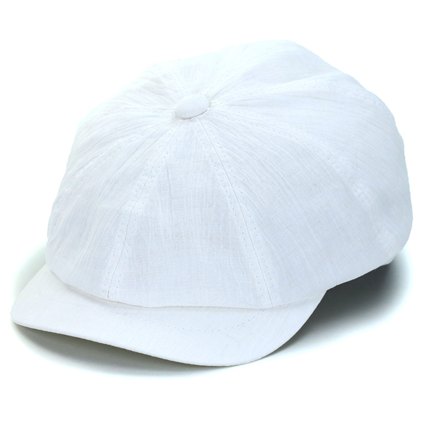 af48b7eb84e It is a present in Ojiya linen crepe hat every quarter hunting cap big size  61cm plain fabric Shin pull gentleman hunting cap hat hemp 100% high  quality ...