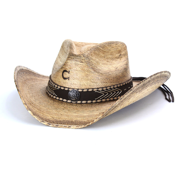 ... Charlie one hose cowboy hat straw hat men individuality group  バームブレードハット straw hat charlie ... 51bbcf2d56a