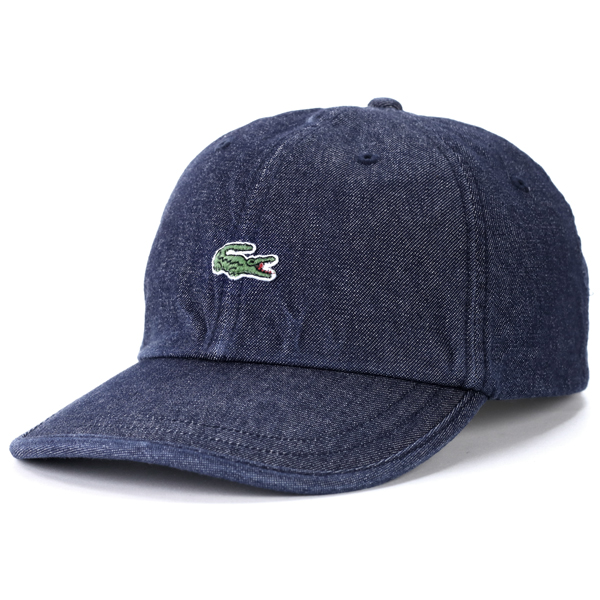 lacoste baseball cap sale ebay uk lady blue denim cotton hat fashion crocodile brand