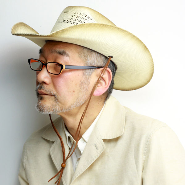 20f12610d3e Natural. A brand STETSON. Cowboy hat Stetson ten-gallon hat soft felt hat  straw hat STETSON western men Y ditch rim ...