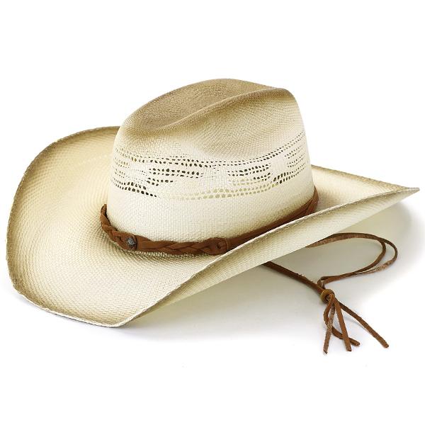 b62b41d2356 ... Cowboy hat Stetson ten-gallon hat soft felt hat straw hat STETSON  western men Y ...
