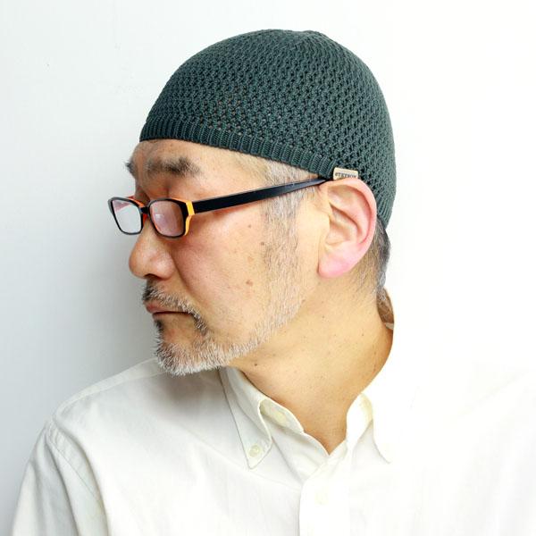 Summer knit hat beanie casual men coordinates outdoor   charcoal  beanie cap   stetson hat ... 772717d0703